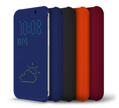HTC Dot View case - HOOKED.in