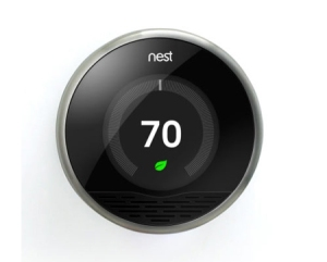 Nest Thermostat - HOOKD.in