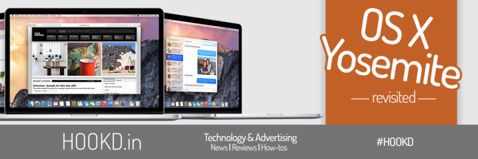 OS X Yosemite Release and Features - HOOKD.in