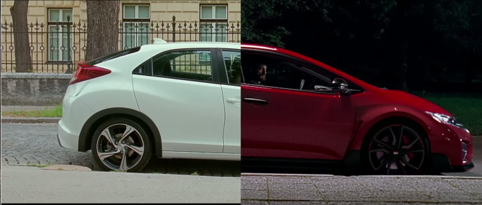 Honda Civic Type R Commercial - HOOKD.in
