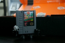 LootCrate Giveaway - NES Cartridge Action Figure   HOOKD.in