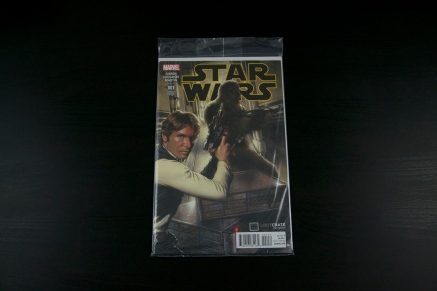 LootCrate Giveaway - Star Wars Comic Book   HOOKD.in