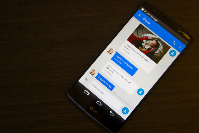 Google Messenger vs. Google Hangouts | HOOKD.in