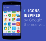 Moonshine - 10 Free, but Awesome Android Icon Packs (Part 1) | HOOKD.in