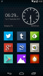 Long Shadow - 10 Free, but Awesome Android Icon Packs (Part 1) | HOOKD.in