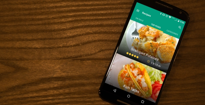 Weekly App Review #3: Food.com | HOOKD.in